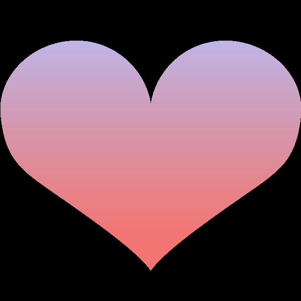 heart, love、ハート、愛